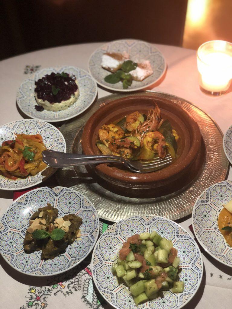 Un riad marocchino in centro Milano: Yacout – Insaporiamoci